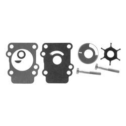 Complete water pump kit Yamaha 9.9 HP (model years 1984 to 1996) Product no: 682-W0078-A1-00
