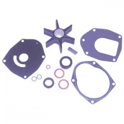 Waterpomp impeller kit - 135/150/175 4-takt Verado, 200/225 4-takt Verado, 250/275 4-takt Verado. Origineel: 47-43026Q06