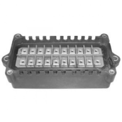 Yamaha Power pack for Yamaha 150/175/200/225 HP 6-cylinder engines.. Order number: CDI117-6 g 5-12. L.r.: 6 g 5-85540-10-00, 6