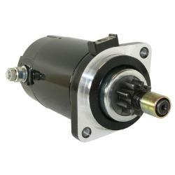Starter motor/Starter 40/50/115/130/150/175/200 HP & V6 Special (1984-2002). Original: 6E5-81800-10, 6E5-81800-1