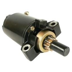 Starter motor/Starter 9.9-15 HP (2000-2007) Yamaha. Original: 66T-81800-00, 81800-01, 66 m-66 m-81800-02