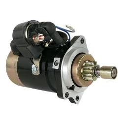 Starter motor/Starter C55 HP (1991 to 1995) Yamaha. Original: 676-81800-10, 697-81800-10, 697-81800-11, 697-81800-12, 697-8180