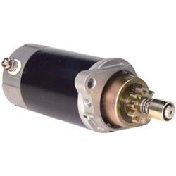 Starter motor/Starter 8-50pk (1985-2011) Yamaha outboard. Original: 68T-81800-10, 81800-00, 6F5-6F5-81800-11, 6G8-81