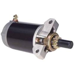 Starter motor/Starter F25 HP (4-stroke) 1998-2008) Yamaha outboard. Original: 65W-81800-01, 81800-00, 65W-65W-81800-02