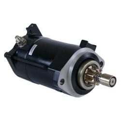 Starter motor/Starter 115-225 HP (1997-2010).  Original: 6K7-81800-10, 6N7-81800-00, 6N7-81800-10, 6N7-81800-01. (SIE18-