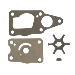 Water pump/Water Pump Service Kit SUZUKI DF 4/5/6 HP (2003-2005). 4/5/6 HP JOHNSON thinking. Original: 17400-98661 (SIE18