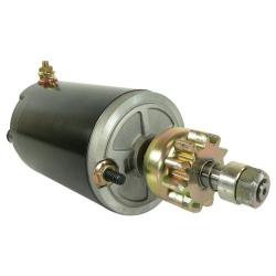 Startmotor / Starter OMC Johnson Evinrude Marine 20 25 28 30 35 & 40 PK (1992 +) Origineel: 277432, 278232, 3292133, 378674, 379
