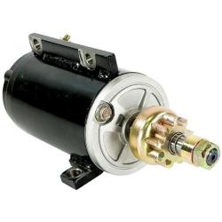 Johnson Evinrude starter motor/Starter 35 & t/m 50 PK. (1987-2005) original: 583482, 585056, 586279, SIE18 MOT2002L (5713-56