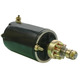 OMC Johnson Evinrude Starter starter motor/20 25 30 35 HP outboard motor (1980-1995) &. Original: 583473, 585059