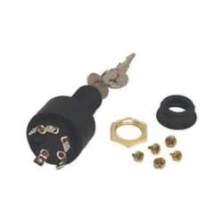 OMC ignition lock Plastic from-ignition-start 3 positions, suitable for panel thickness can 28.57 mm. Order number: MP39100. R.