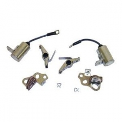 OMC Contact points Set/Ignition Tune up kit-Kit 3-40 HP Johnson Evinrude outboard engine: original: 172522, 0172522