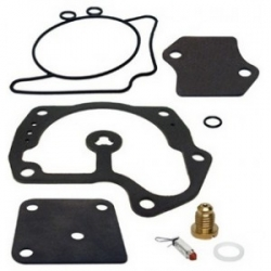 Johnson, Evinrude, Bombardier, carburetor, kit, 25, 200, HP, 435752, 439078, 435678, 435676, GLM40580, 43577