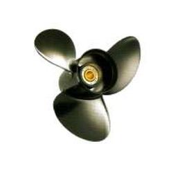 Bootschroef originele Solas propeller 9,9/15 pk 2T (13 tanden, pitch 9). SOL 2111-093-09