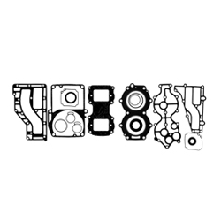 Power Head Gasket Kit-25, 130 HP. Original: 115 & 6L2-6L2-W0001 W0001-01,-02