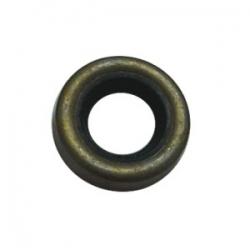 Johnson, evinrude, tailpiece, parts, 9-9, 15, 1974, oil, seal, 318972