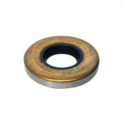 No. 13-oil seal/Oil seal Johnson Evinrude outboard motor tail piece parts. Original: 332261