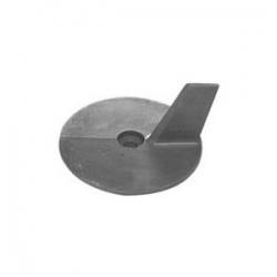 Aluminum, Anode, 664-45371-01A, Yamaha, outboard motor, aluminum, outboard
