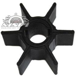 Impeller 2.2/2.5/3/3.3 HP. Mercury buitenboodmotor. Original: 47-95289-2, 47-114812