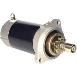 Starter motor/Starter Yamaha 25 to 40 HP (1984-1997). Original: 689-81800-11, 689-81800-12, 689-81800-13 (SIE18-6410)