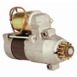Starter motor/Starter F75-F115 HP 4-Stroke Yamaha (2000 to 2011). Original: 81800-00, 81800-01, 68V-68V-68V-81800-02 (SIE18