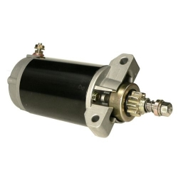 Starter motor/Starter Yamaha 30 HP 4-stroke outboard motor 40 &. Original: 67 c-67 c-67 c-81800-01, 81800-00, 81800-02
