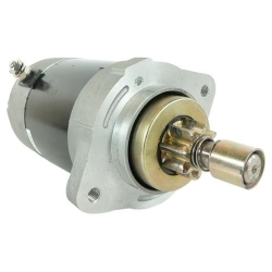 31100-87D00, 31100-87D10, 31100-92E00-starter motor 90 t/m 225pk Suzuki.
