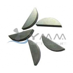 Yamaha 115-150 HP impeller wedge fits the impeller GLM89930 (product number 90280-04M05-00)