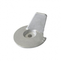 Nr.16 - 853762T01 Anode (Aluminium) Mercury Mariner buitenboordmotor