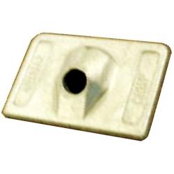 Nr.25 - 42121A2 Anode (Aluminium) Mercury Mariner buitenboordmotor