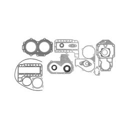 695-W0001-01, 695-W0001-A2, 695-W0001-01-R8 - Pakkingset Motorblok 20 & 25 pk (1990-'93) buitenboordmotor