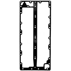 No. 12 Gasket, exhaust inner cover. Original: 6 g 5-41112-A1