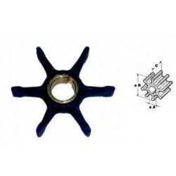Nr.3 - 396725 Impeller (1979-2006) Johnson Evinrude buitenboordmotor