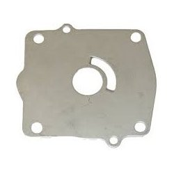 Nr.30 - 6E5-44323-00 Plaat, waterpomp Yamaha buitenboordmotor
