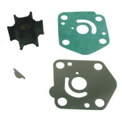 17400-93950, 17400-93951 - Waterpomp Kit 9.9-15 pk (1983-2006) Suzuki  buitenboordmotor