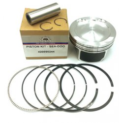420890244 - Piston Kit Oversize (0.50) 2004-2015 Sea-Doo