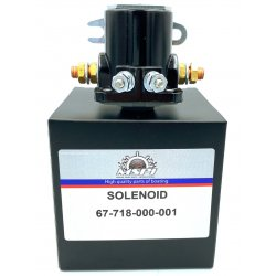 Mercury Starter relay, see image for the right choice.. Order Number: MES1937M. L.r.: 25661-1