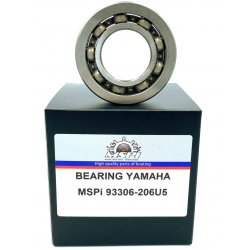 Nr.16 - 93306-206U5 Lager Yamaha buitenboordmotor