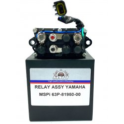 63P-81950-00 - Relay 25 to 250 hp Yamaha outboard motor
