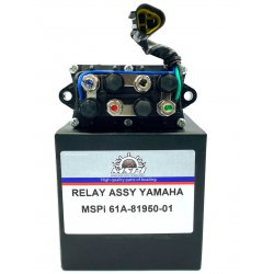 61A-81950-01 - Relay 20 to 300 hp Yamaha outboard motor