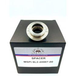 25B/30H/30DE/30DMH  spacer (tussenring prop.). Bestelnummer: REC6L2-45987-00. R.O.: 6L2-45987-01