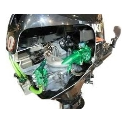 Engine block parts Suzuki