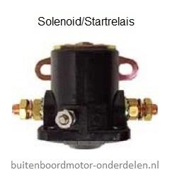 Relay Solenoid OMC