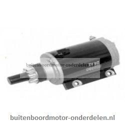 Starter motor OMC