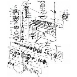 V4 & V6 (1979-2006) Evinrude