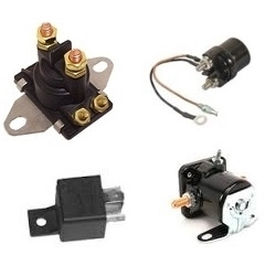Starter relay Sea-Doo 4-stroke