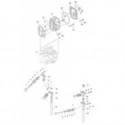 F 9.9 F 13.5 & F15-Motor block