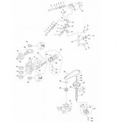 F20 & F25-Crankshaft & valves (1998-2008)