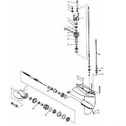 3.9/4/4.5/6/7.5 & 9.8 HP Mariner (1975-1986)