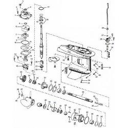 40-50 HP Evinrude (1989-2005)