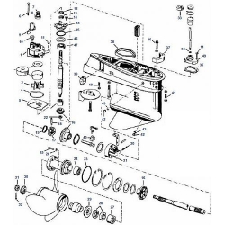 40 to 75 HP (1975-1988) Evinrude